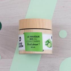 Le Masque bio au Concombre Beauty Garden