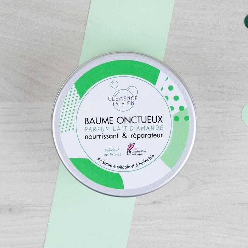 Baume Onctueux vegan Lait d'Amande - Clémence et Vivien | GreenMeow