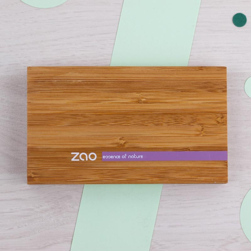 Boitier magnétique pour recharges Zao | GreenMeow