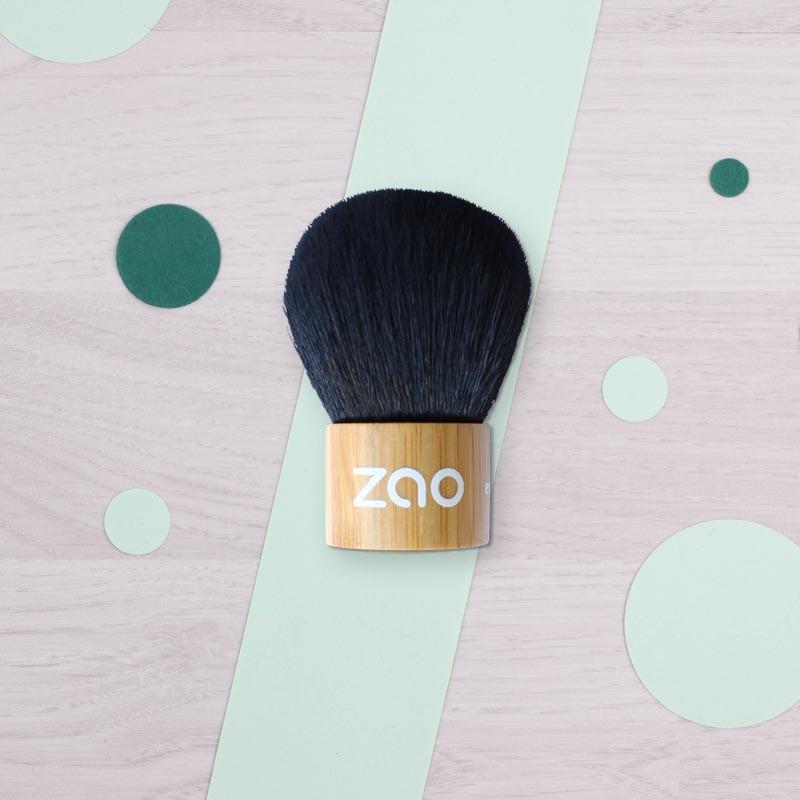 Pinceau Kabuki Zao | GreenMeow