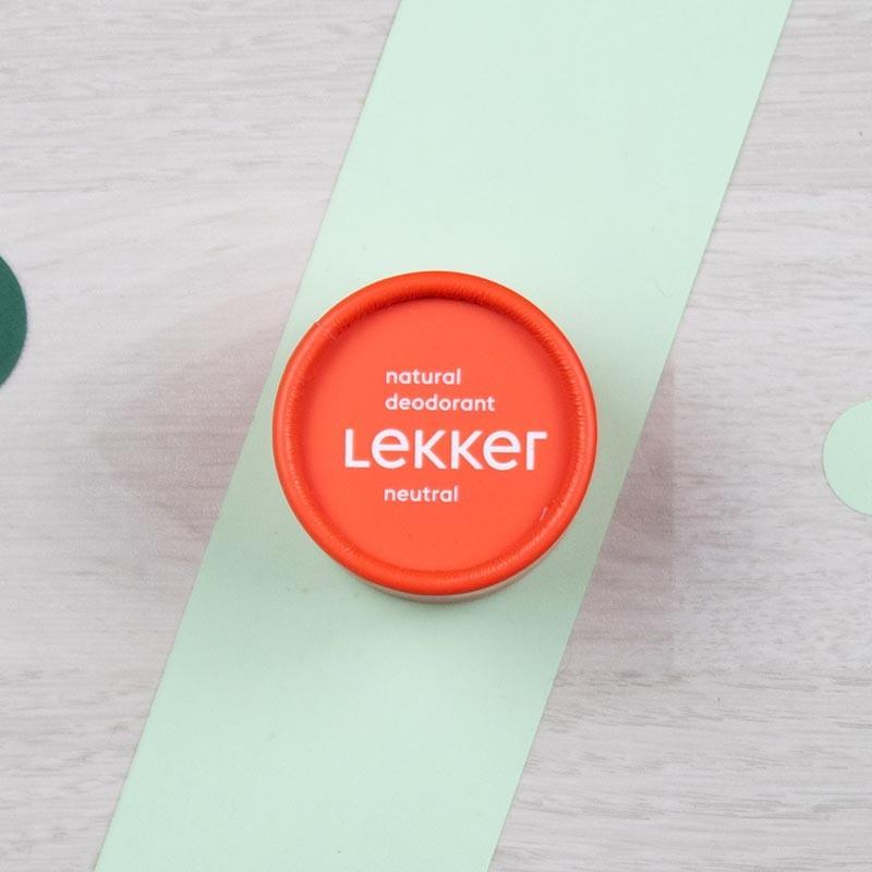 Déodorant neutre Lekker | GreenMeow