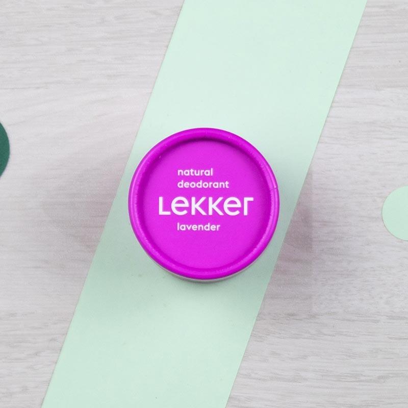 Déodorant Lavande Lekker | GreenMeow