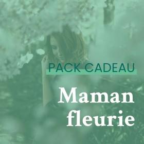 Pack cadeau Maman fleurie