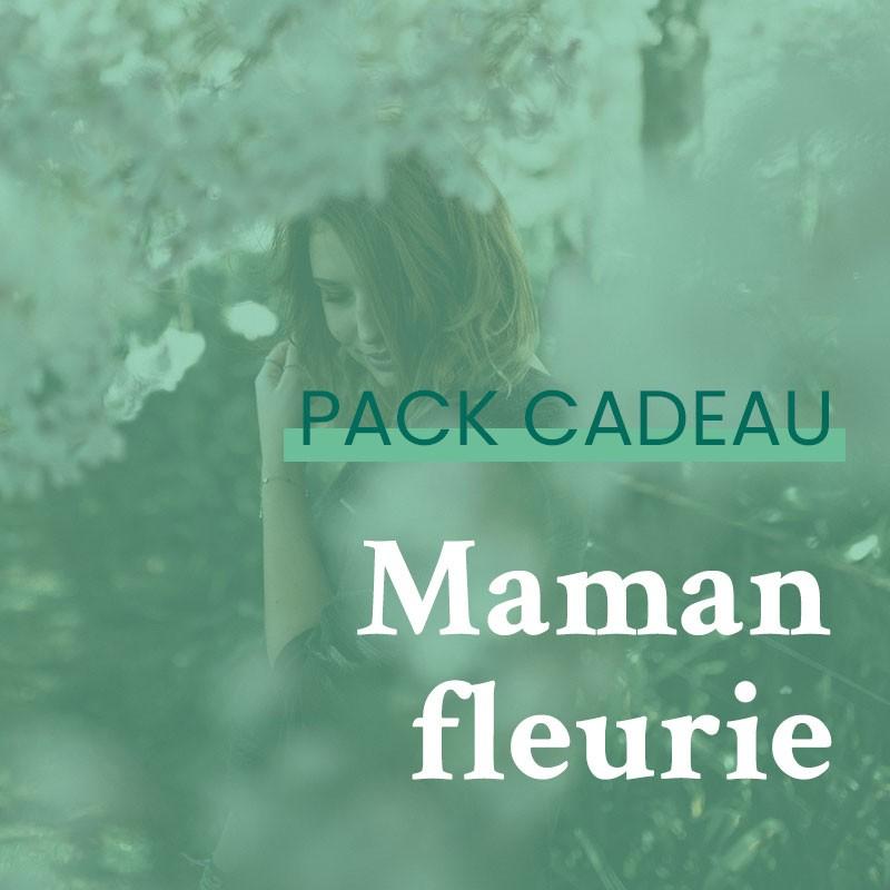 Pack cadeau Maman fleurie | GreenMeow