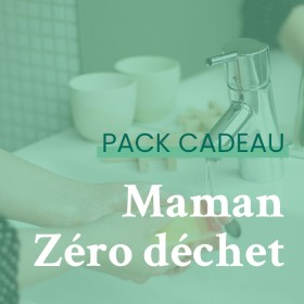 Pack cadeau Maman Zéro déchet