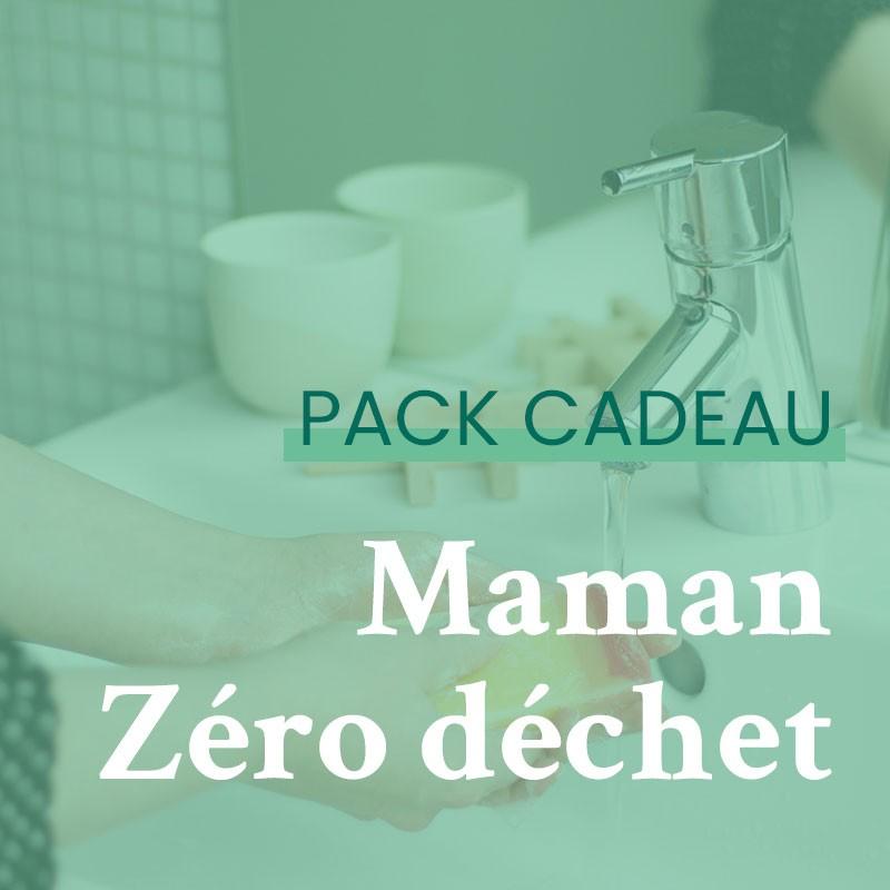 Pack cadeau Maman Zéro déchet | GreenMeow