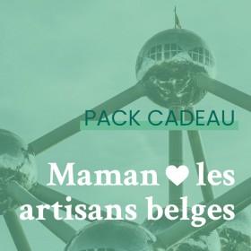 Pack cadeau Maman ❤ les artisans belges