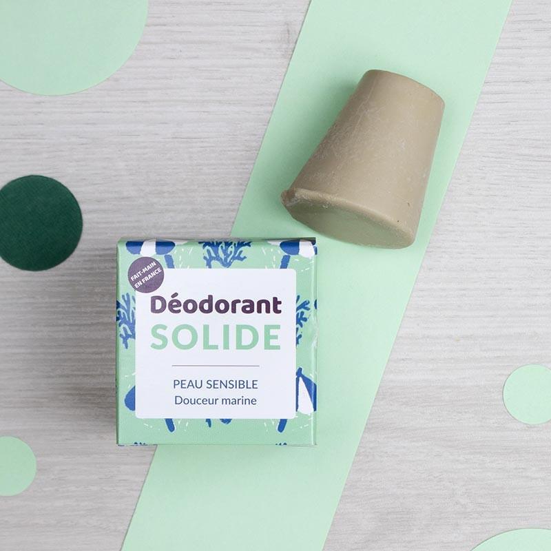 Déodorant Solide Douceur marine - Lamazuna   GreenMeow
