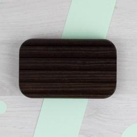 Porte-savon en bois écologique non traité