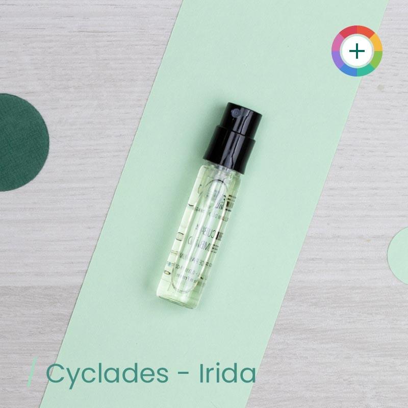 Échantillon - Eau de parfum naturelle FiiLiT | GreenMeow