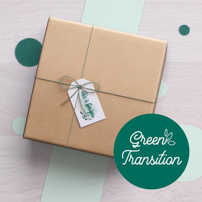 Box Green Transition GreenMeow