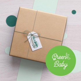 Box Green Baby GreenMeow