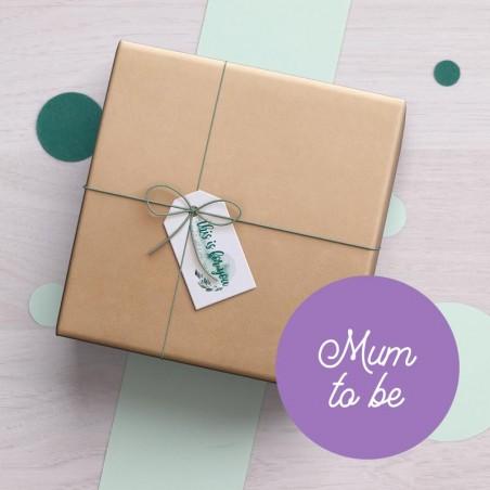 Box Mum to be GreenMeow