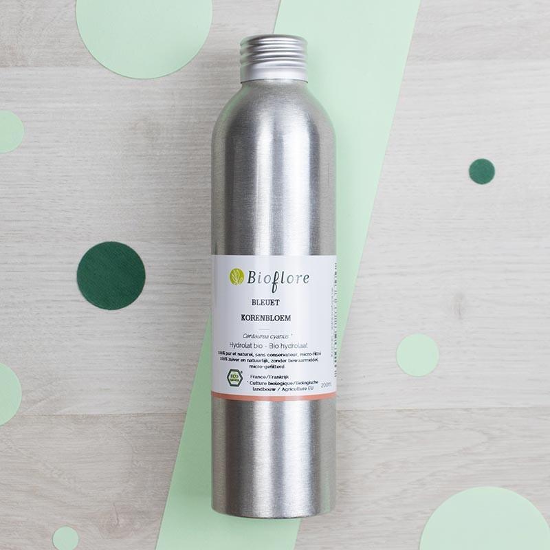 Hydrolat de Bleuet Bioflore | GreenMeow