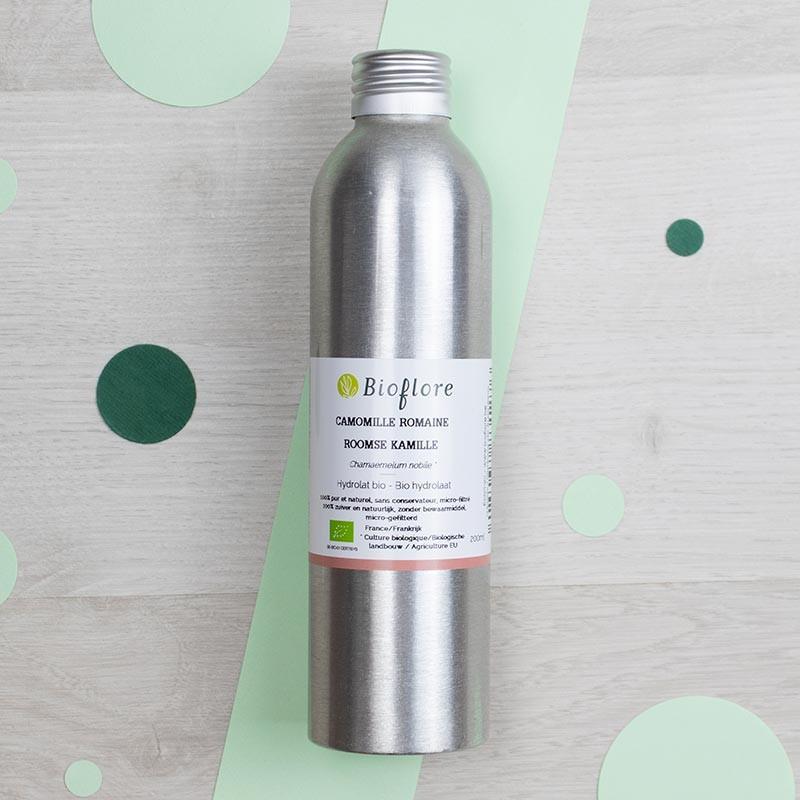 Hydrolat de Camomille Romaine Bioflore   GreenMeow
