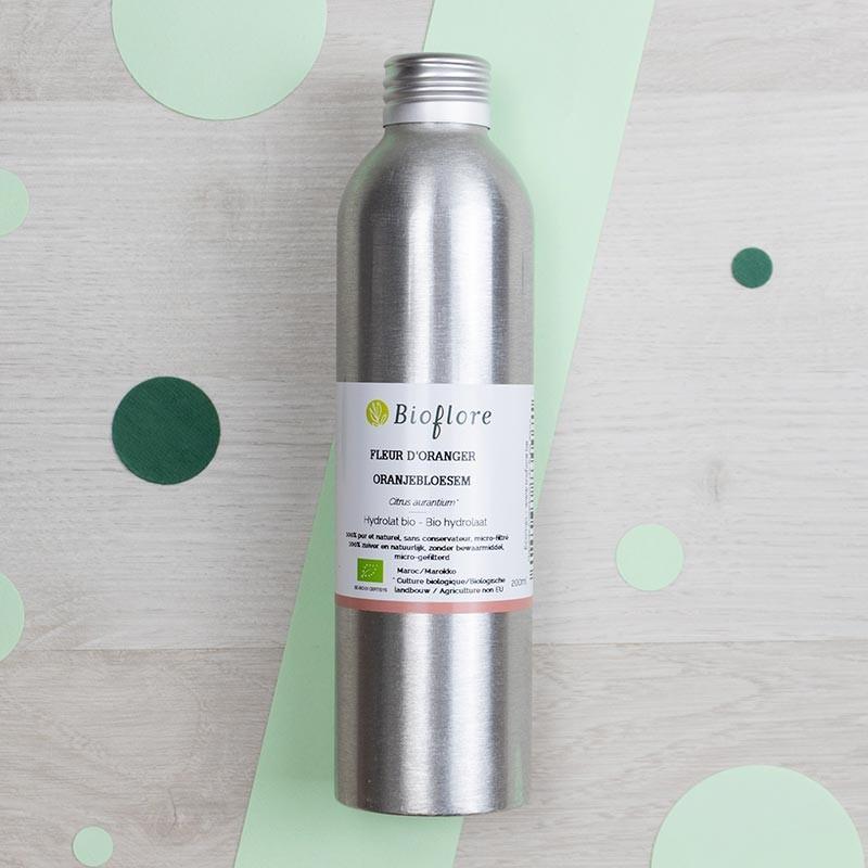 Hydrolat de Fleur d'Oranger Bioflore   GreenMeow