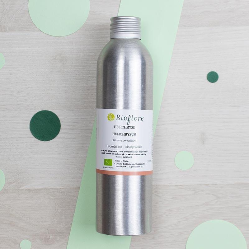 Hydrolat d'Hélichryse ou Immortelle Bioflore | GreenMeow