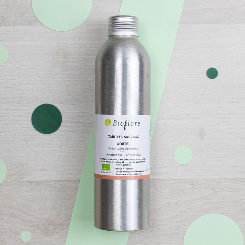 Hydrolat de Carotte sauvage bio - Bioflore   GreenMeow