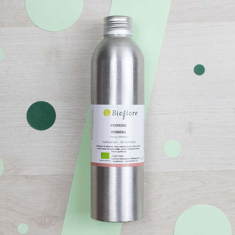 Hydrolat de Verveine odorante bio - Bioflore | GreenMeow