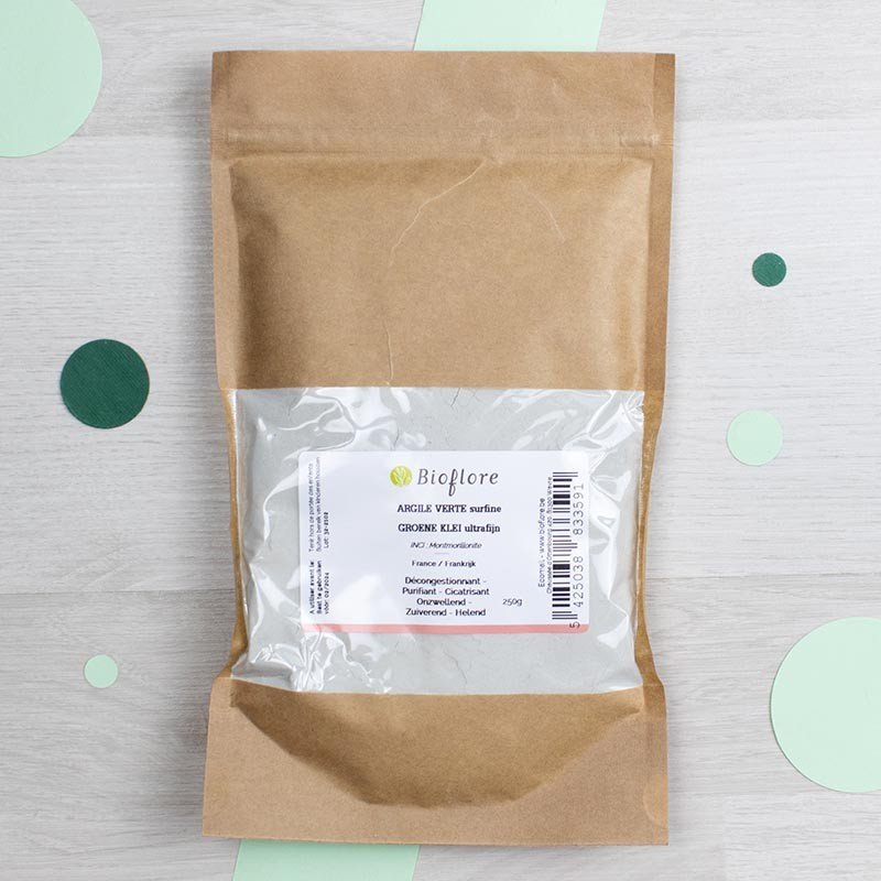 Argile verte Bioflore   GreenMeow