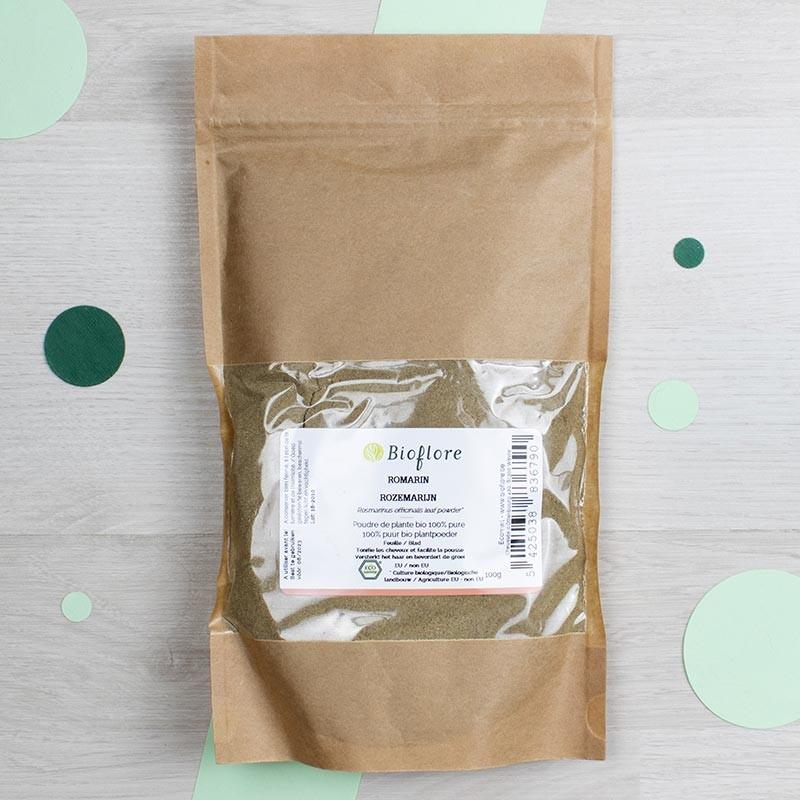 Poudre de Romarin bio - Bioflore | GreenMeow