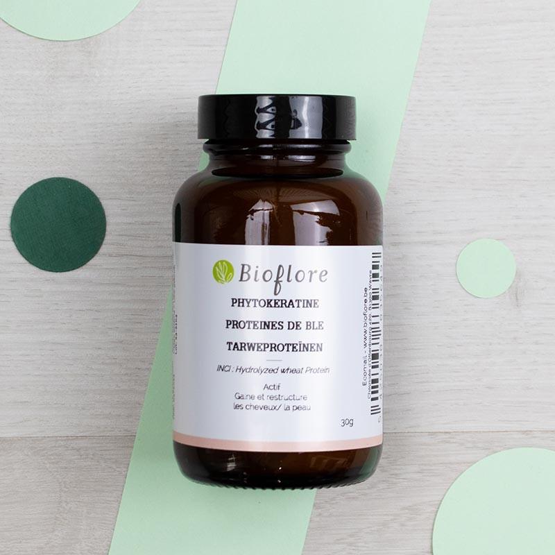 Poudre de Protéines de Blé hydrolysées - Bioflore | GreenMeow