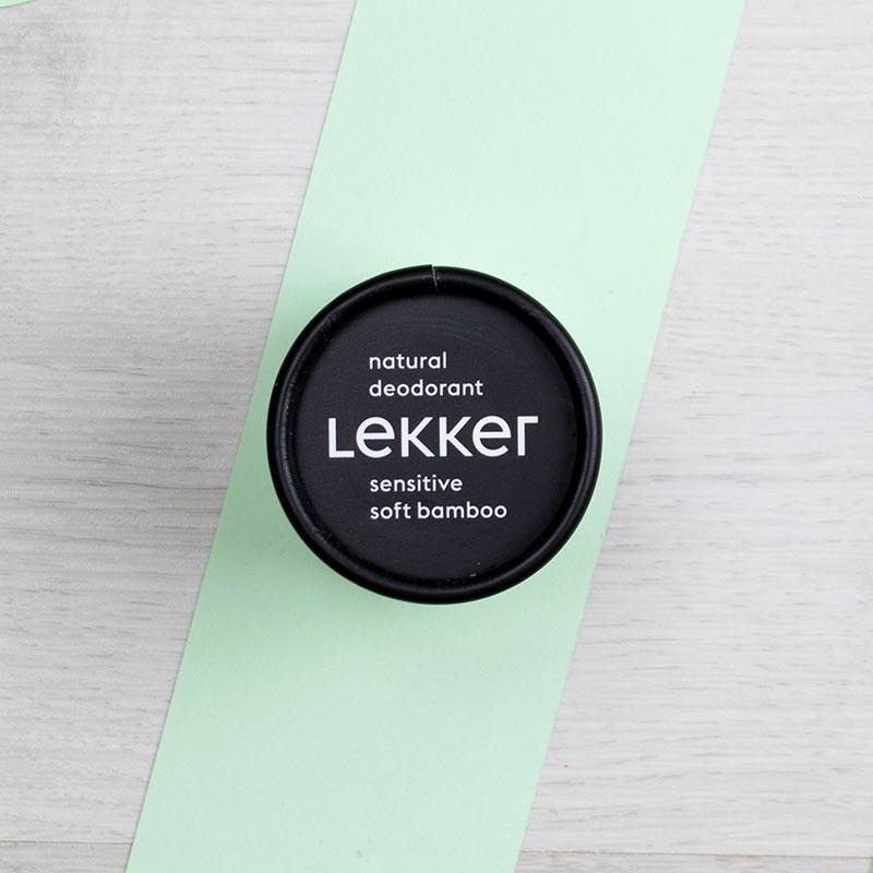 Déodorant naturel et vegan - Peau Sensible - Lekker | GreenMeow