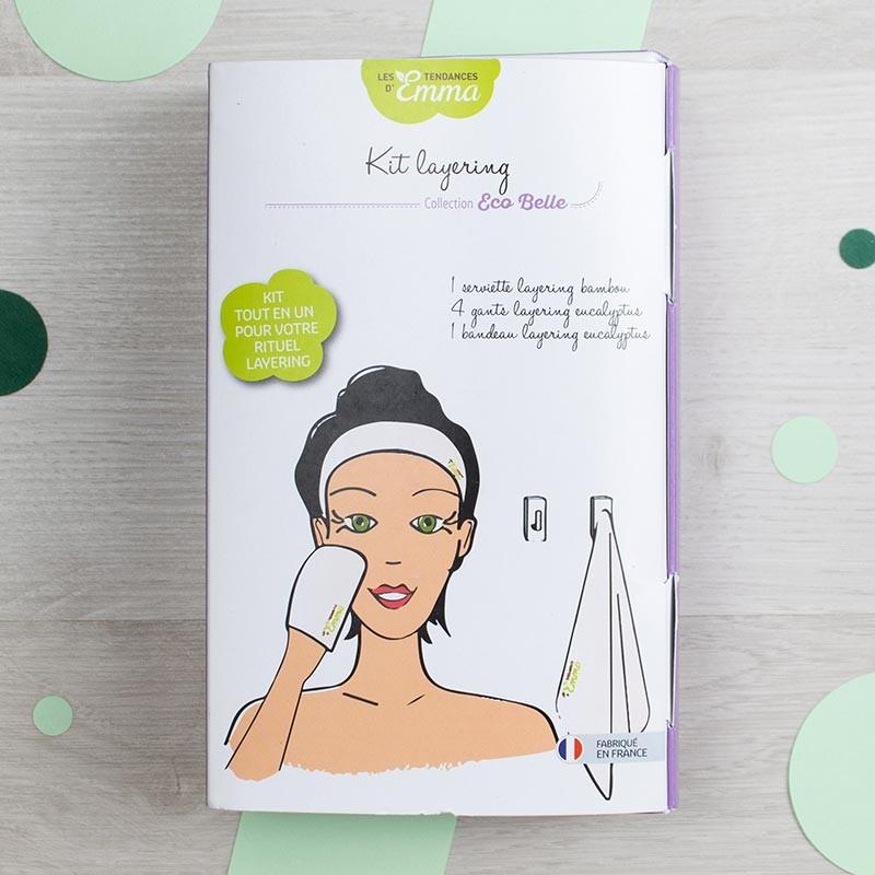 Kit Rituel de Beauté Layering - Les Tendances d'Emma | GreenMeow