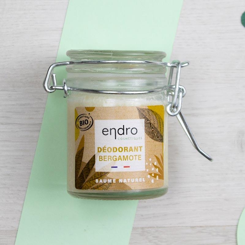 Déodorant baume naturel - Endro | GreenMeow