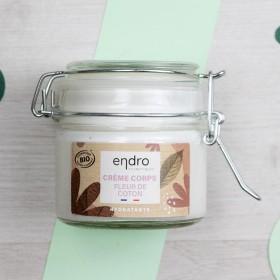 Crème corps hydratante - Fleur de coton