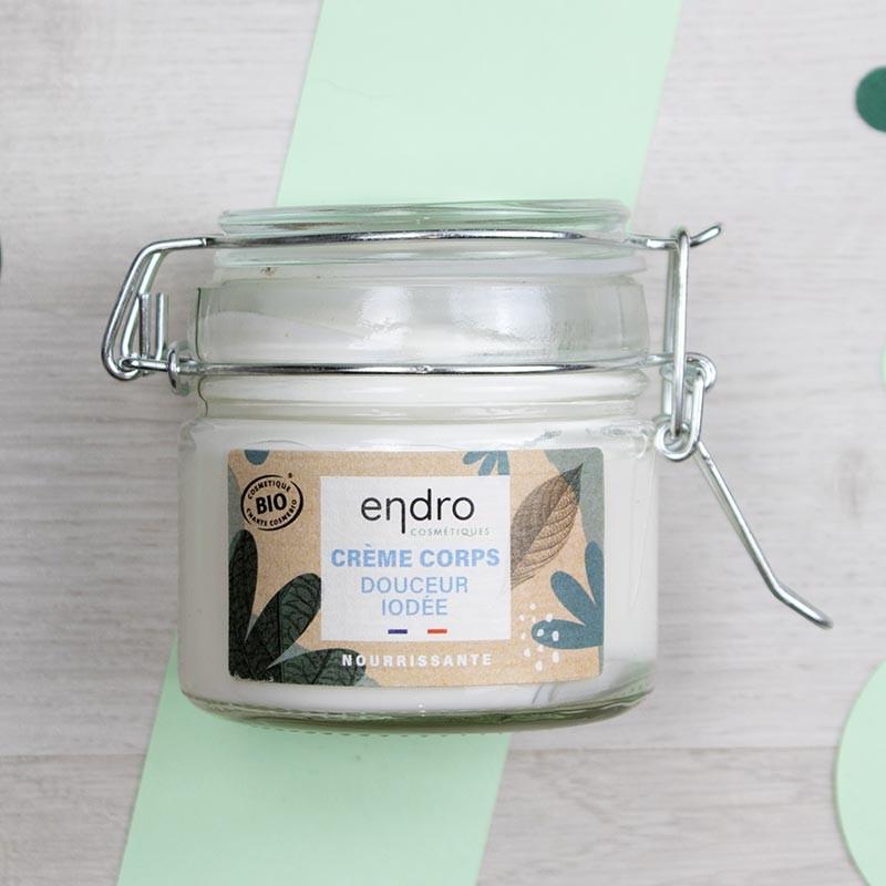 Crème corps nourrissante Douceur Iodée - Endro   GreenMeow