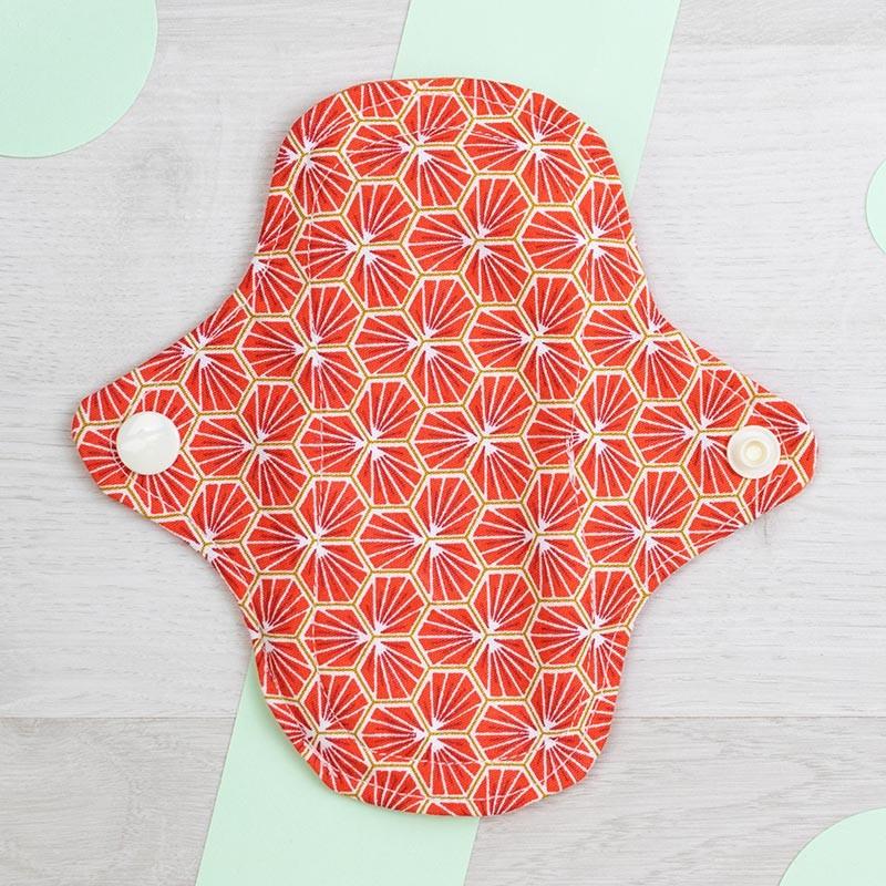 Protège-slip lavable absorbant Au Fil de mes Aiguilles | GreenMeow