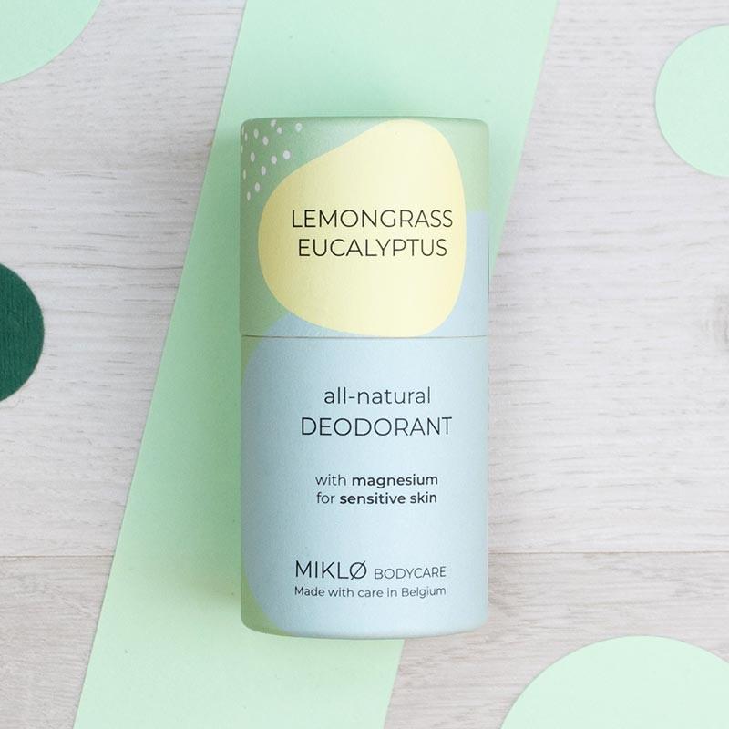 Déodorant stick - Peaux sensibles MIKLO   GreenMeow
