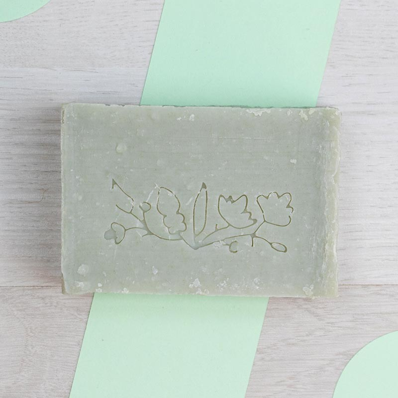 Savon Saponifié à froid bio Soin tonique - Lamazuna   GreenMeow