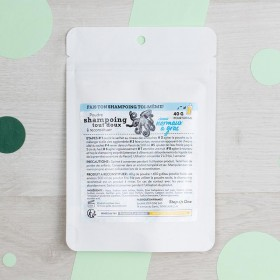 Dose 40g Shampoing - Cheveux normaux à gras