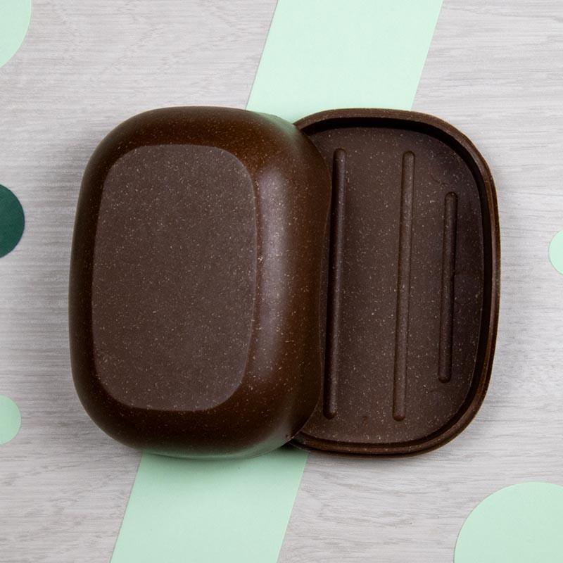 Boîte à savon solide en hêtre liquide - Croll & Denecke | GreenMeow