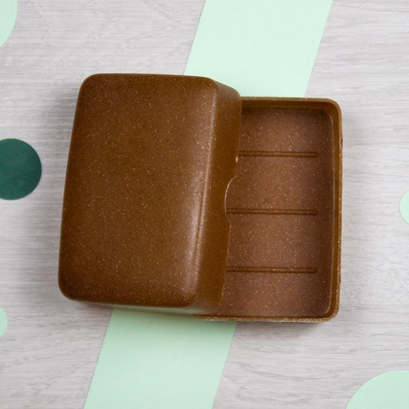 Boîte à savon solide en épicéa liquide - Croll & Denecke | GreenMeow