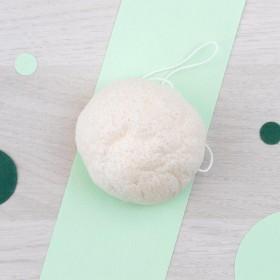Eponge Konjac naturelle - Peaux normales