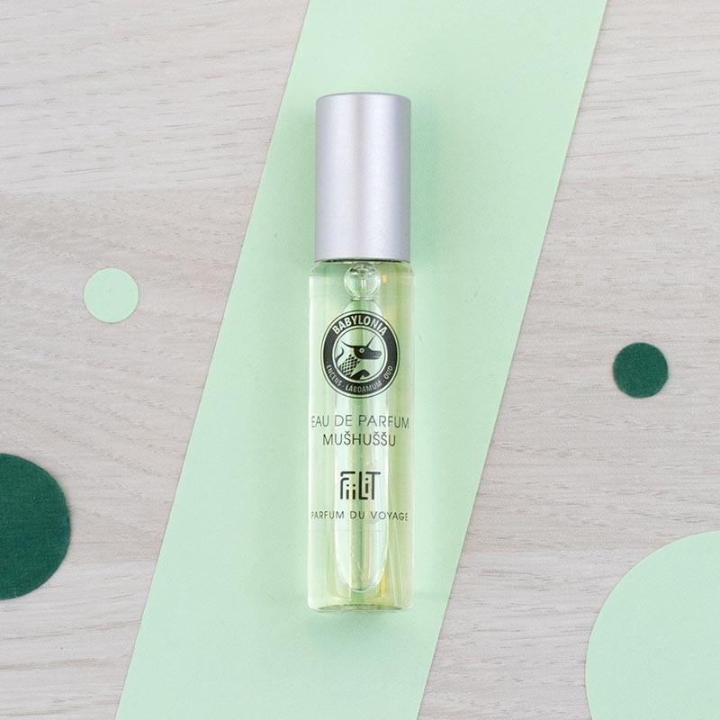 Recharge Eau de parfum Babylonia Mushussu FiiLiT | GreenMeow