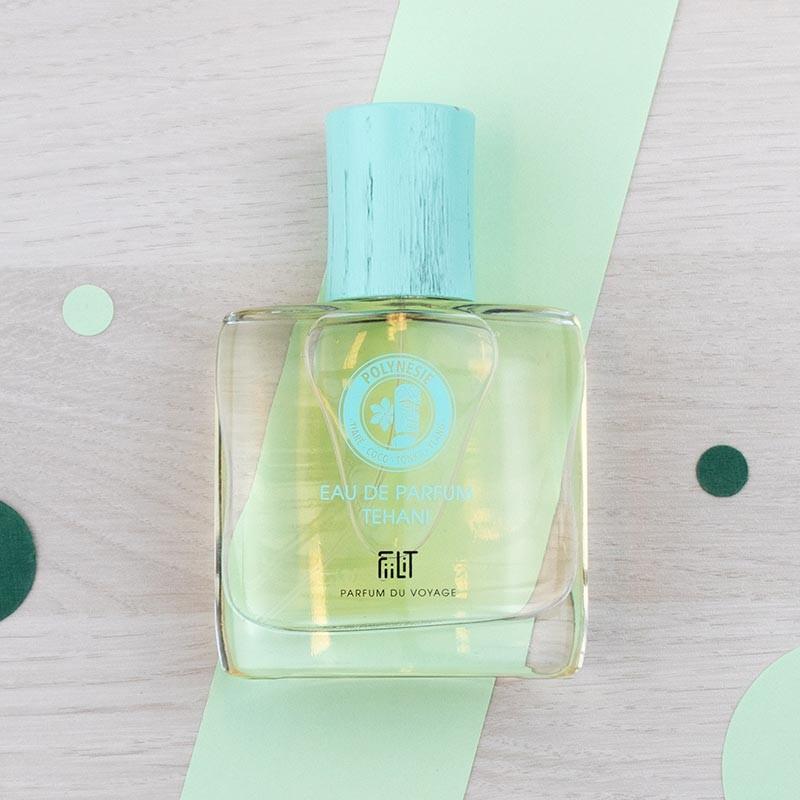 Eau de parfum Polynésie Tehani 50 ml FiiLiT | GreenMeow