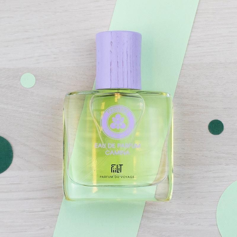 Eau de parfum Provence Camina 50 ml FiiLiT | GreenMeow