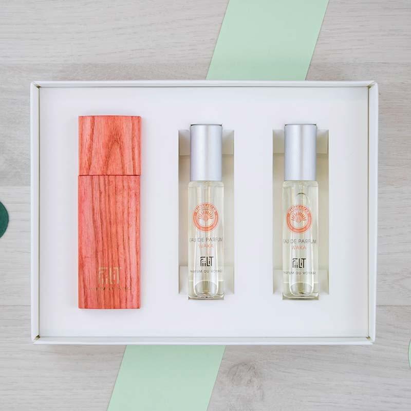 Coffret Eau de parfum Madagascar FiiLiT | GreenMeow
