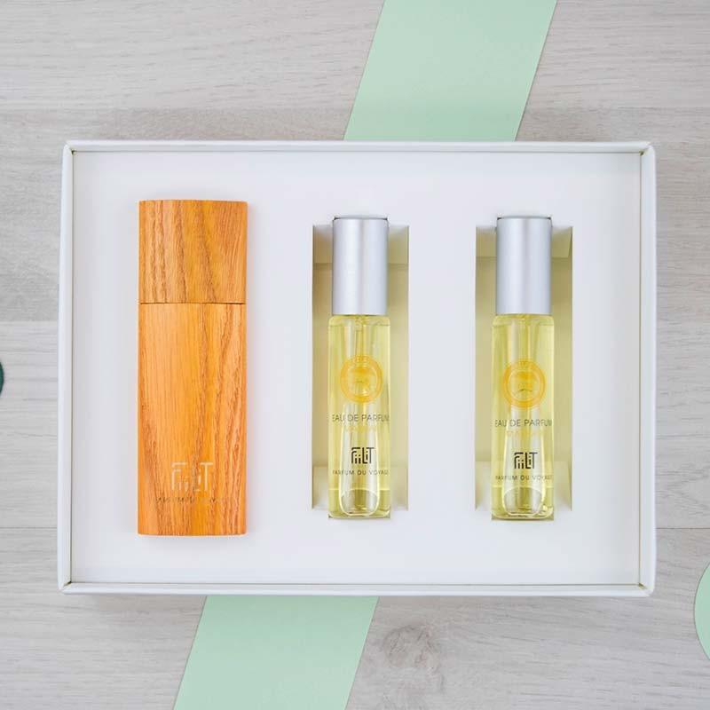 Coffret Eau de parfum Atlas FiiLiT | GreenMeow
