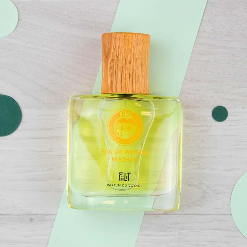 Eau de parfum Atlas Mazhar 50 ml FiiLiT | GreenMeow