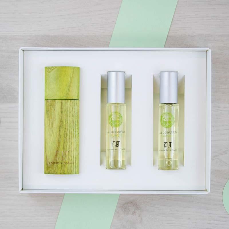 Coffret Eau de parfum Amazonia Saudade FiiLiT   GreenMeow