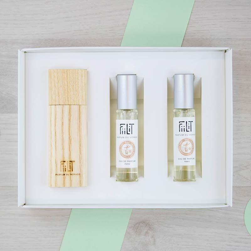 Coffret Eau de parfum Bali FiiLiT | GreenMeow