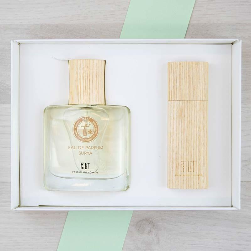 Coffret Luxe Eau de parfum Bali FiiLiT | GreenMeow