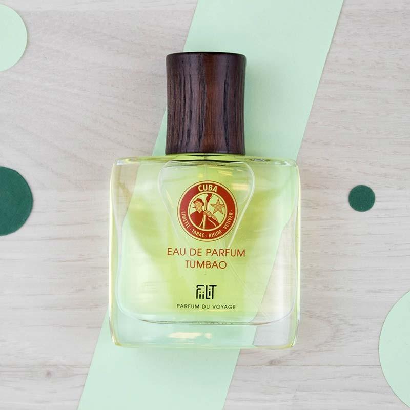 Eau de parfum Cuba Tumbao 50 ml FiiLiT | GreenMeow