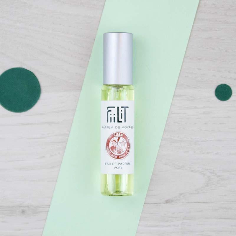Recharge Eau de parfum Cuba Tumbao FiiLiT | GreenMeow