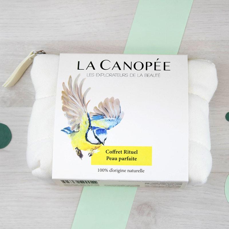 Coffret Rituel Peau parfaite La Canopée | GreenMeow